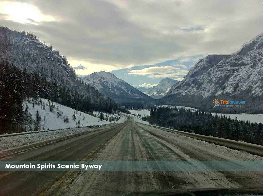 Mountain Spirits Scenic Byway