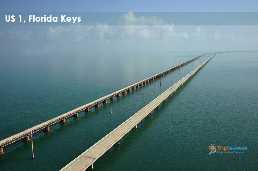 US 1, Florida Keys