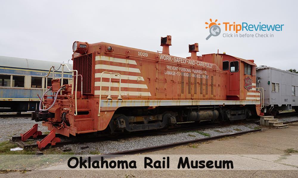 Oklahoma Rail Museum