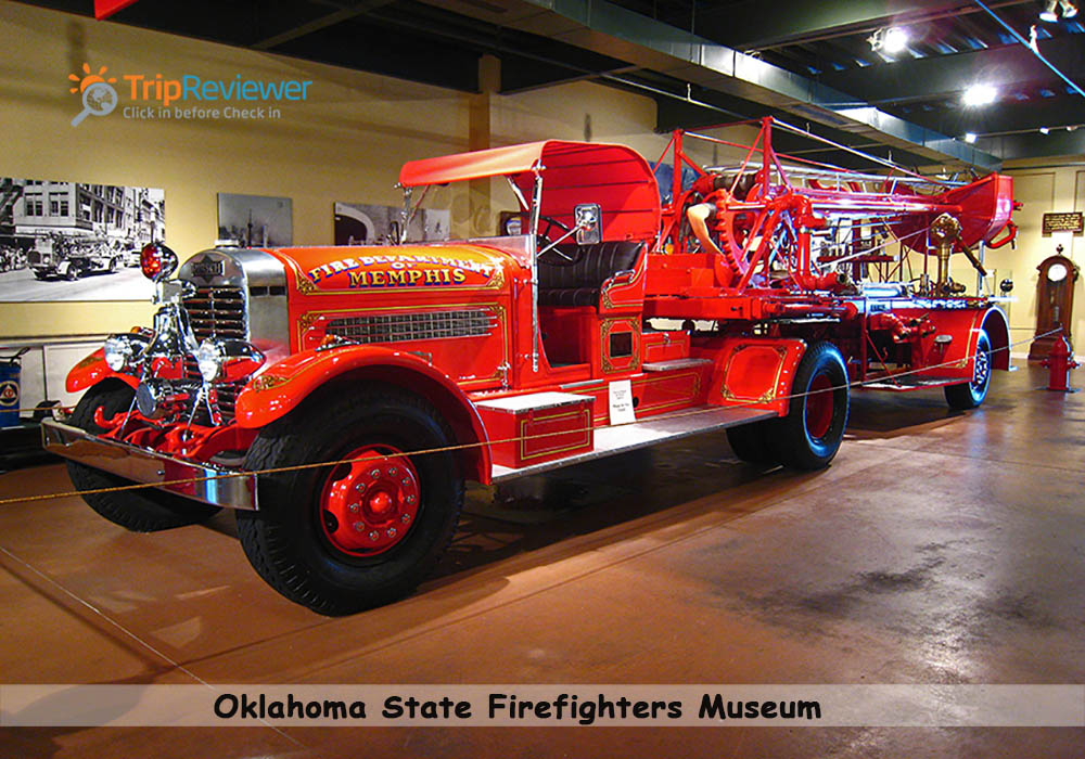 Oklahoma State Firefighters Museum