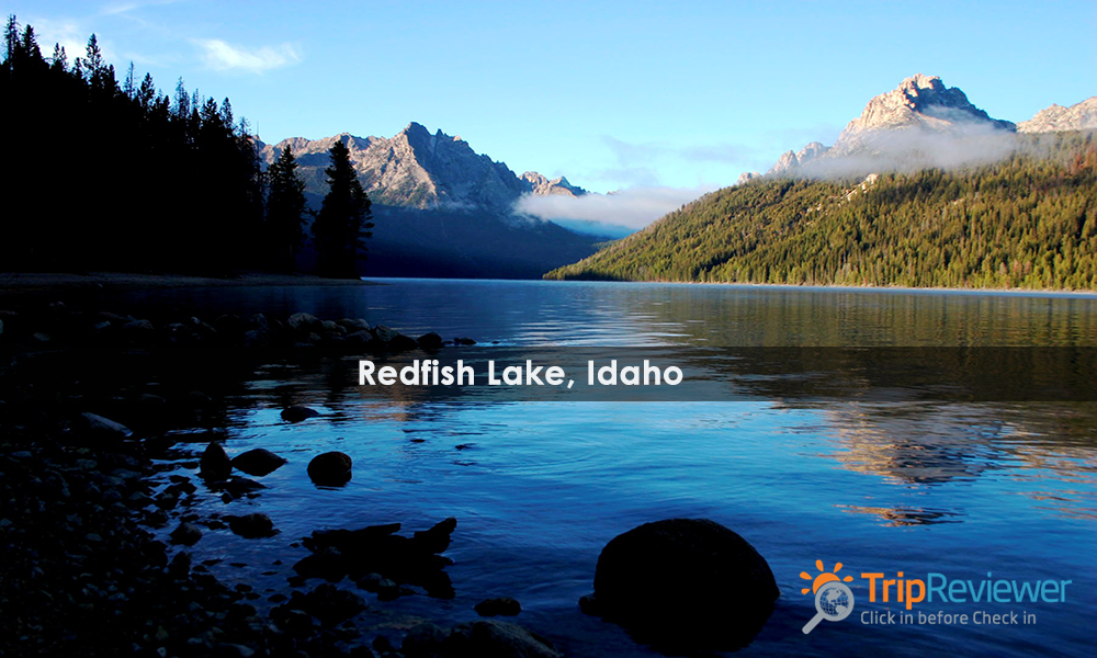 redfish-lake-idaho